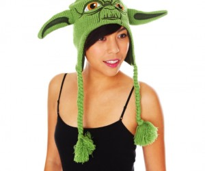 Yoda Laplander – When it comes to how cool you look in a laplander you either do or do not, there is no try.