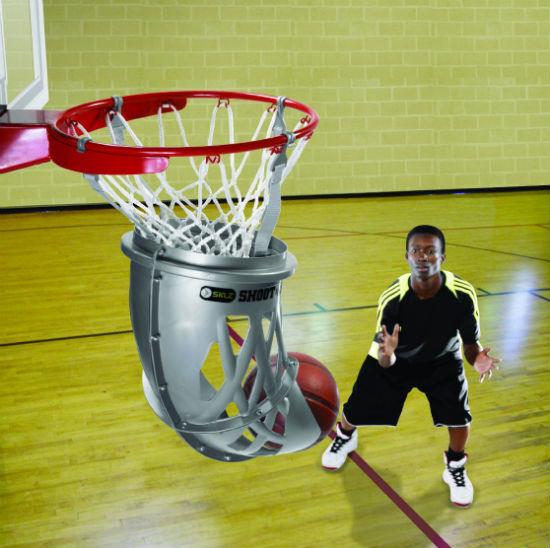 basketball return shoot