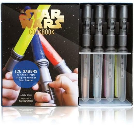 ice sabers star wars cook book