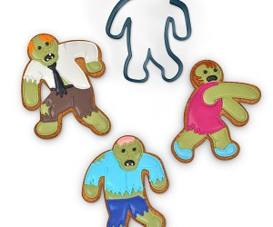 Zombie Cookie Cutters – Take a bite out of them before they take a bite out of you.