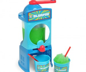 Now you don't have to walk down the block to your nearest 7-Eleven to get a slurpee, you can make them yourself at home!