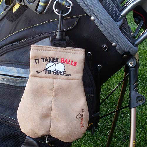 Golf Ball Sack