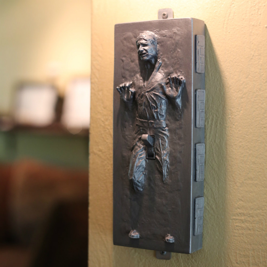 Han Solo In Carbonite Light Switch Shut Up And Take My Money