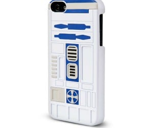 Maybe you've already got the Darth Vader or Chewbacca case now it's time to add the R2D2 case to your collection of growing Star Wars iPhone cases.