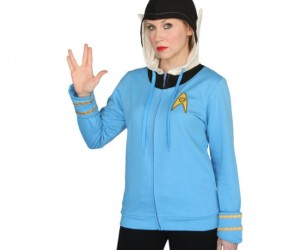 Spock Hoodie – The new Star Trek movie is coming out soon, you better get ready!