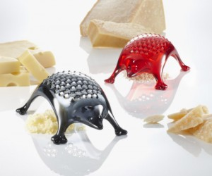 Armadillo Cheese Grater – Grate for any meal!