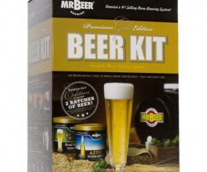 Premium Beer Making Kit – The perfect gift for thehome-brewingenthusiast.