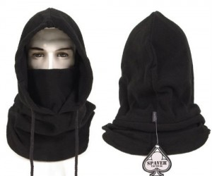 Balaclava Full Face Mask – Great for any ninja-esque activities you might be up to.