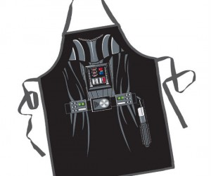 Darth Vader Apron – You know you'd look good in this. Search your feelings you know it to be true.