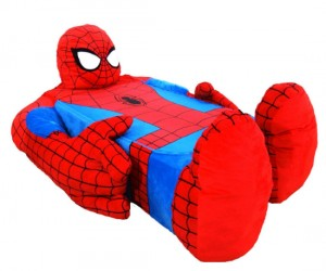 It's the Amazing Spiderman Mattress Cover!