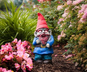 Zombie Apocalypse Garden Gnomes – These aren't your grandmother's garden gnomes.