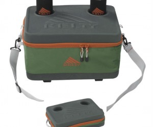 Foldable Cooler – Saves a lot of room when you really need it!