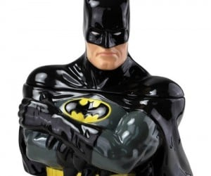Batman Cookie Jar – Because he's the cookie jar your kitchen deserves, but not the one it needs right now.