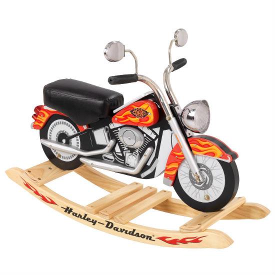 Harley Davidson Toys : Harley davidson rocker shut up and take my money