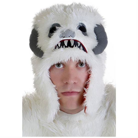 wampa fleece hat