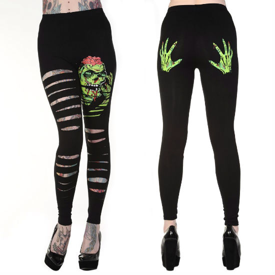 how to make zombie pants
