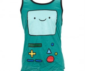 Adventure Time BMO Tank Top – What time is it? Time to have style!