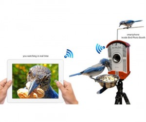 The world's most advanced bird voyeur tool on the market. (If you're into that kind of thing.)