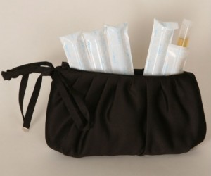 Tampon Flask – Conveniently stash your alcohol where no one would ever look.