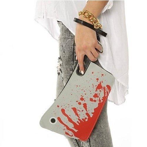 bloody knife handbag