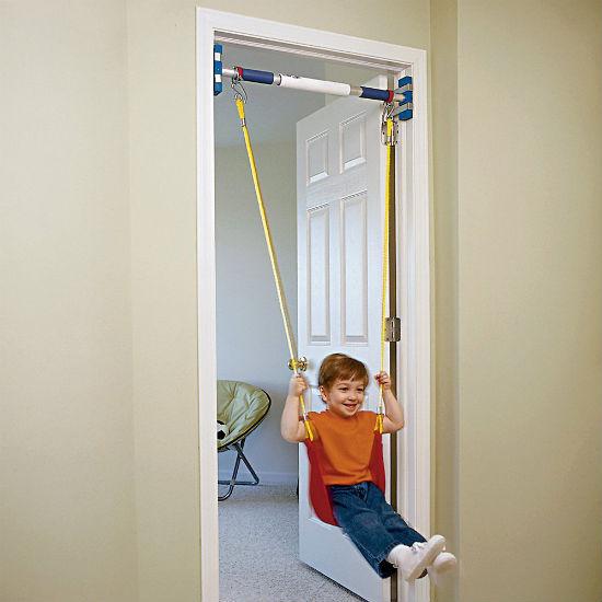 indoor strap swing