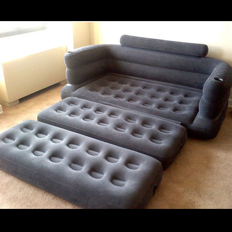 Inflatable Fold Out Couch Shut Up And Take My Money