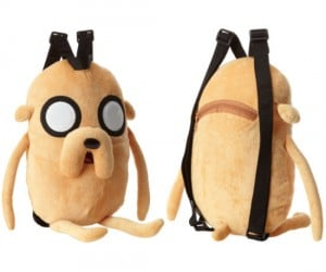 Jake The Dog Backpack  – Don't worry, your best friend Jake has your back!