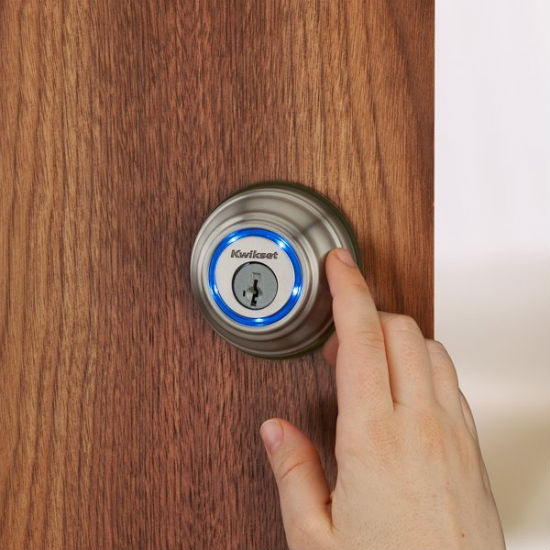 bluetooth enabled deadbolt