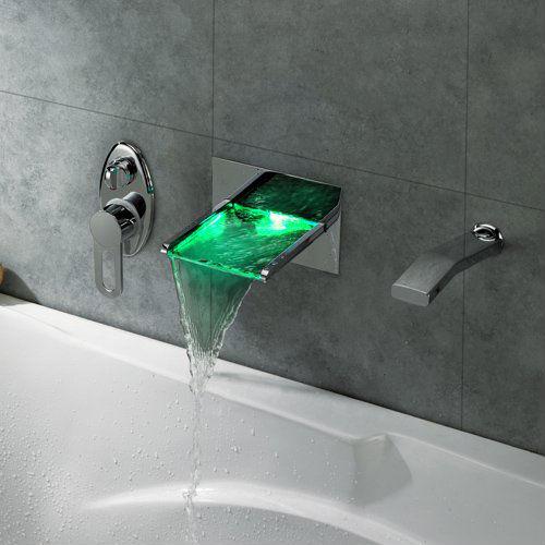 led bath faucet
