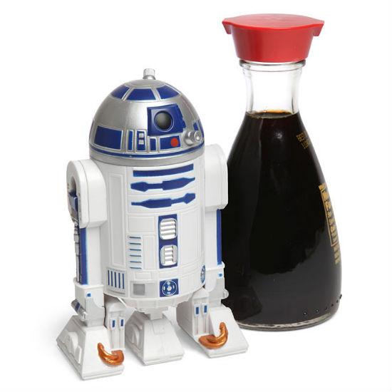 r2d2 soy sauce dispenser