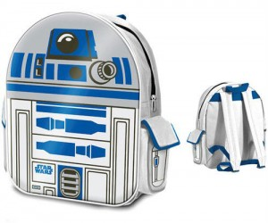 Star Wars R2D2 Travel Backpack – Now you can take your favorite droid with you wherever you go!