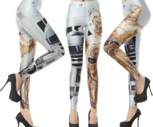 We found both the droids you were looking for, and boy do they make you look good!