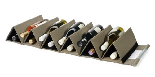 wine bottle carrying case