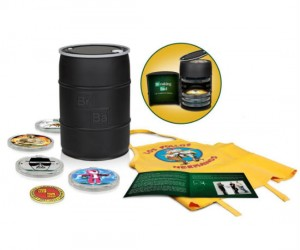 Breaking Bad The Complete Box Set  – Breaking Bad may have ended but the fun doesn't have to. The Complete Series Collector's Set Includes: