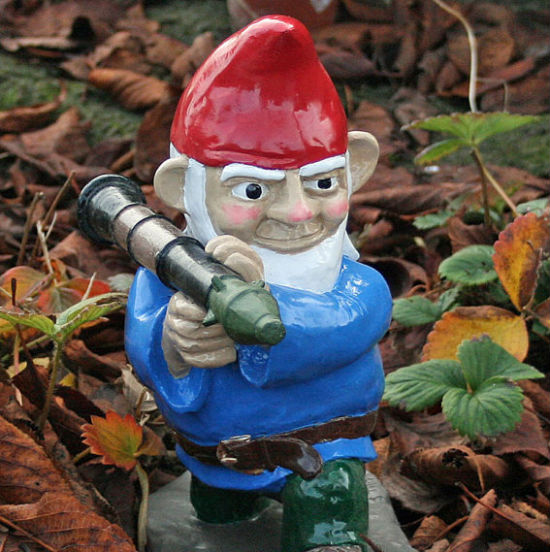Combat Garden Gnome Shut Up And Take My Money
