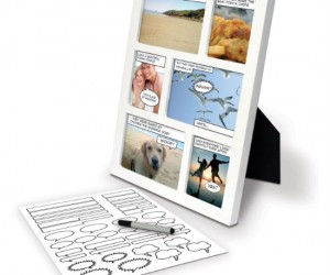 Create your own comic adventures from your favorite photographs!