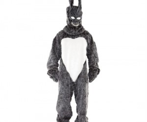 Donnie Darko Bunny Costume – Now you can be as creepy and evil as Frank the bunny.