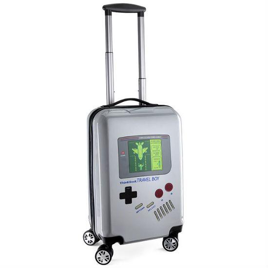 game boy travel luggage