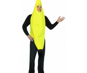 Rasta Imposta Banana Costume – Why wouldn't you want to be a giant banana for halloween?