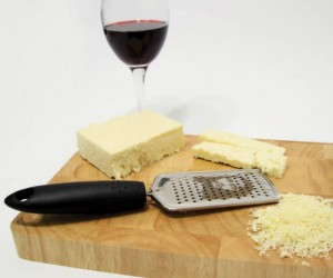 Cheesus Christ Cheese Grater – Bless your cheese with our Grate Lord!