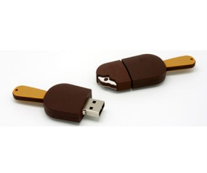 Ice Cream USB – So yummy looking you'll be tempted to eat it!