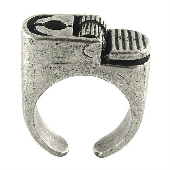 cigarette lighter ring