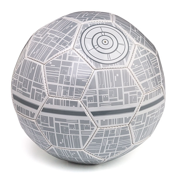death star soccer ball