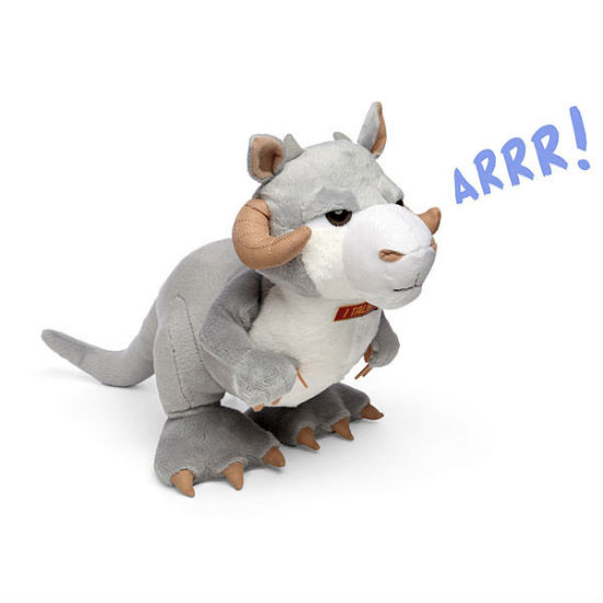tauntaun talking plush