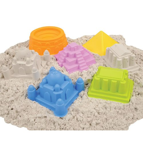 world landmarks sandmolds