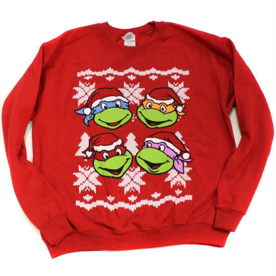 TMNT Christmas Sweater