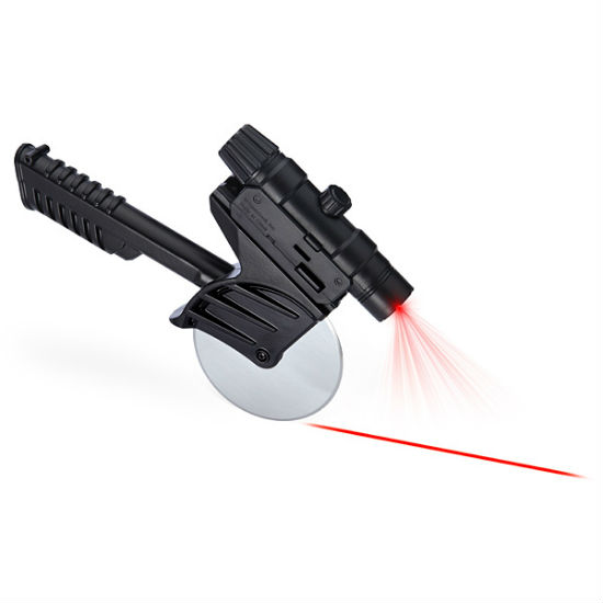 Laser Guided Pizza Cutter Shut Up And Take My Money