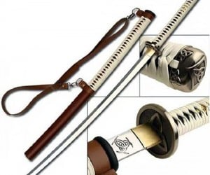 The Walking Dead Michonne Replica Katana – *Armless jawless zombies not included.