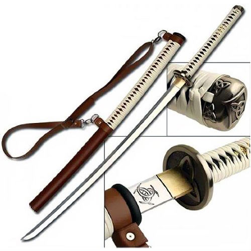 The Walking Dead Michonne Replica Katana Shut Up And