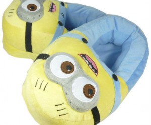 Minions will do your bidding, like keeping your feet warm!